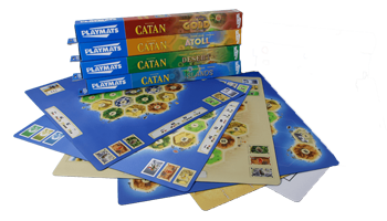 Catan Speelmaten
